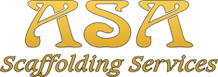 Logo of ASA Scaffolding Services Ltd.