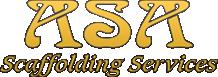 Logo of ASA Scaffolding Services Ltd.
